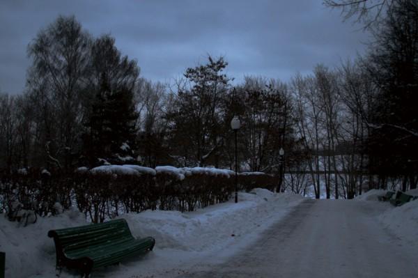 Парк Зимы (Северное Тушино)