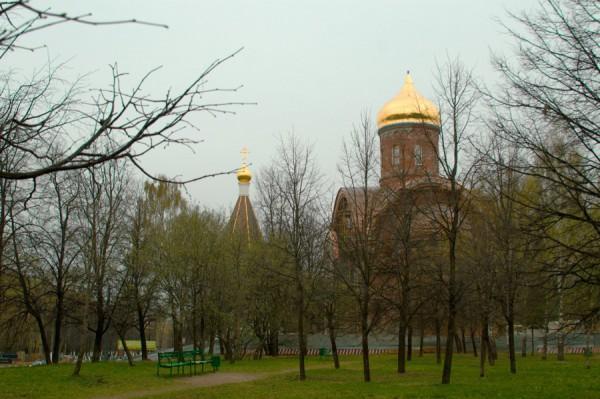 Храм святой Евфросинии Московской