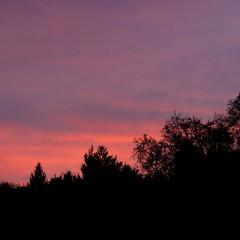 Закат в стиле Эмо