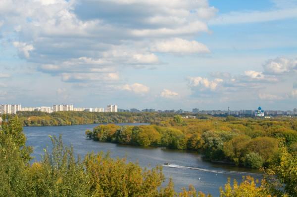 Облака над Москвой - Коломенское, Печатники