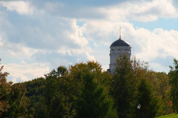 Солнце осени - Коломенское, Церковь Усекновения главы Иоанна Предтечи в Дьякове