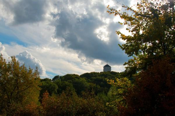 Осенние ветра - Коломенское