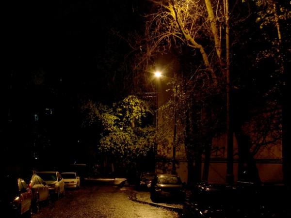 Темные тропинки Москвы
