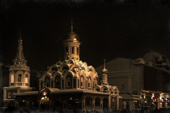 Метель (Казанской Иконы Божией Матери Собор На Красной Площади)