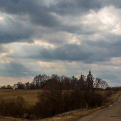 Благословение. Храм Казанской иконы Божией Матери в селе Красное вблизи Калязина