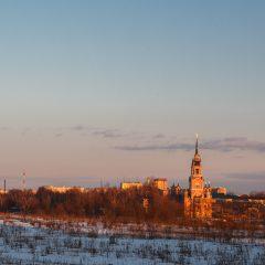 Град позлащенный. Можайск, Собор Николая Чудотворца